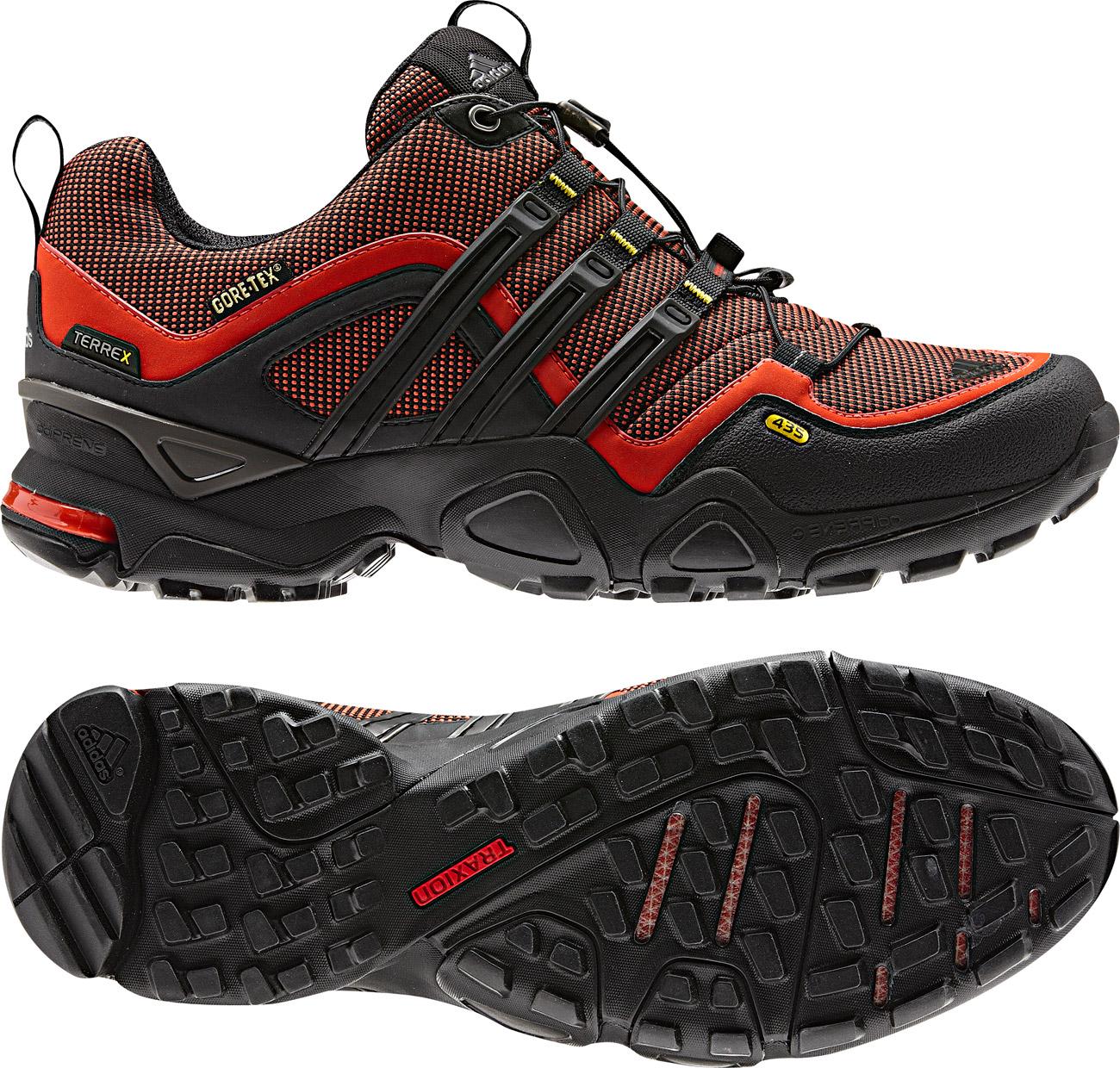 adidas TERREX Fast X GTX FM - adidas LH24 tip. Extra lehká outdoorová obuv  pro rychlý a dynamický pohyb v terénu a49228396c1